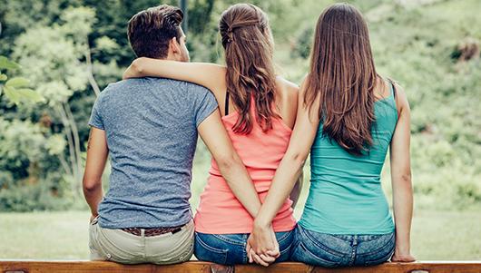 Hanonyma.com - triangle amoureux